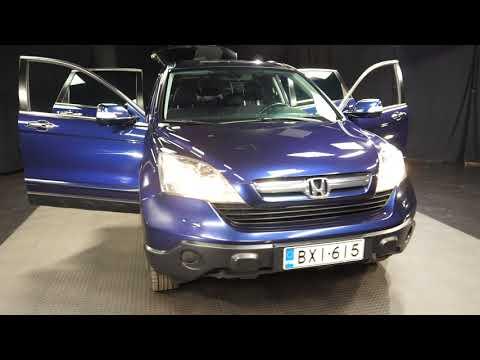 Honda CR-V 2.2i-CTDi Elegance 4wd, Maastoauto, Manuaali, Diesel, Neliveto, BXI-615