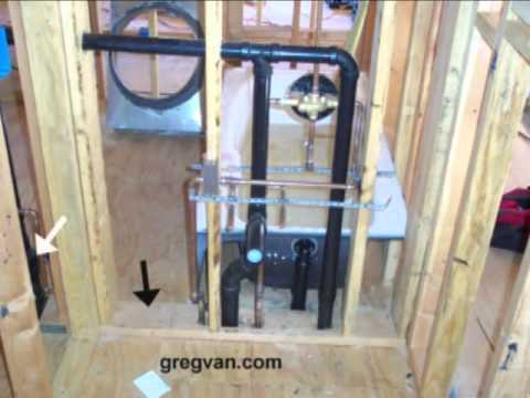 Why Do I Need A 2 X 6 Plumbing Wall? - Remodeling And Home Building