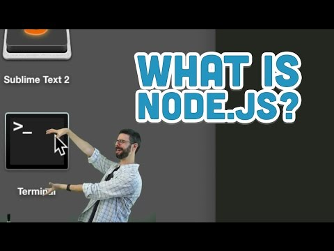 15.1: What is Node.js? – Twitter Bot Tutorial