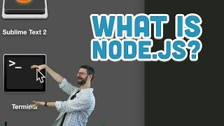 15.1: What is Node.js? - Twitter Bot Tutorial
