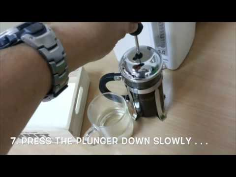 French Press Coffee Made Easy