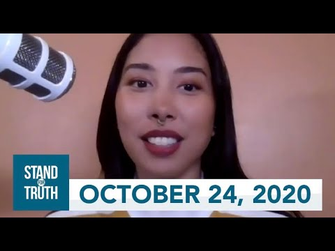 [GMA]  Stand for Truth: (October 23, 2020) Red-tagging sa ilang female celebrities, walang ebidensya?