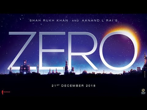 Zero - Movie Trailer Image