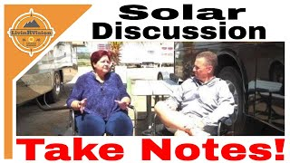 SOLAR AND LITHIUM BATTERIES (WHAT YOU NEED TO KNOW) | Full Time RV