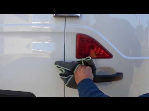 Cómo quitar arañazos y suciedad del coche
