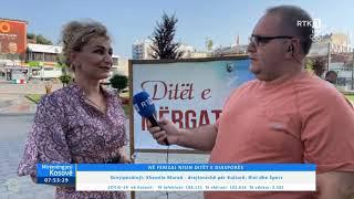 Mirëmëngjesi Kosovë - Drejtpërdrejt - Xhemile Murati 29.07.2021
