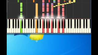 Charlie Rich   I Love My Friend [Piano tutorial by Synthesia]