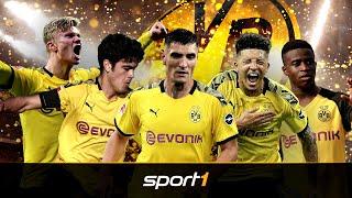 Jugend trifft Erfahrung: So bastelt der BVB das Team der Zukunft | SPORT1