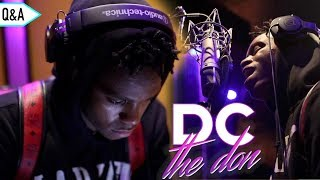 DC <b>The Don</b> Q&A How He Started Rapping Playing For Lavar & More Q&A EPISODE 1