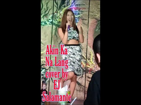 Akin ka na lang - ft. Moressete Ammon cover Aj Salamante at Rapture comedy bar
