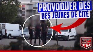 Provoquer Des Jeunes Dans Leur Cité (EXPERIENCE SOCIALE)