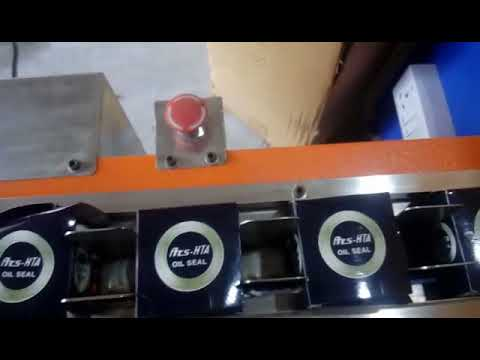 AUTOMATIC CARTON WITH SACHET PACKING MACHINE
