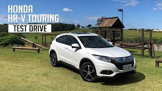 Honda HR-V Touring 2020 - Test Drive