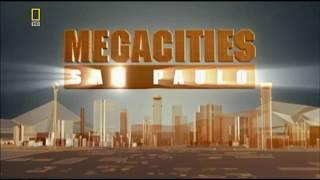 Мегаполисы «САН-ПАУЛО» National Geographic HD