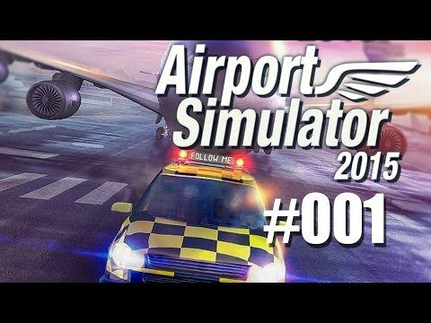 Airport Simulator 2015 #001 - Flugzeuge beladen!