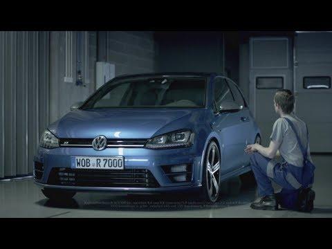 Volkswagen  Golf R Хетчбек класса C - рекламное видео 1