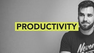 Productivity // Ground Up 091
