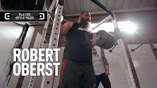Player Style Files: Robert Oberst