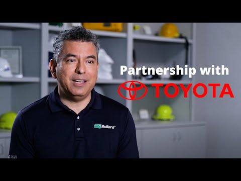 Bullard and Toyota partner in response to pandemic