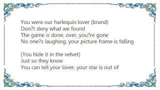 Chicosci - Pink Hearts Yellow Stars Harlequin Lover Lyrics