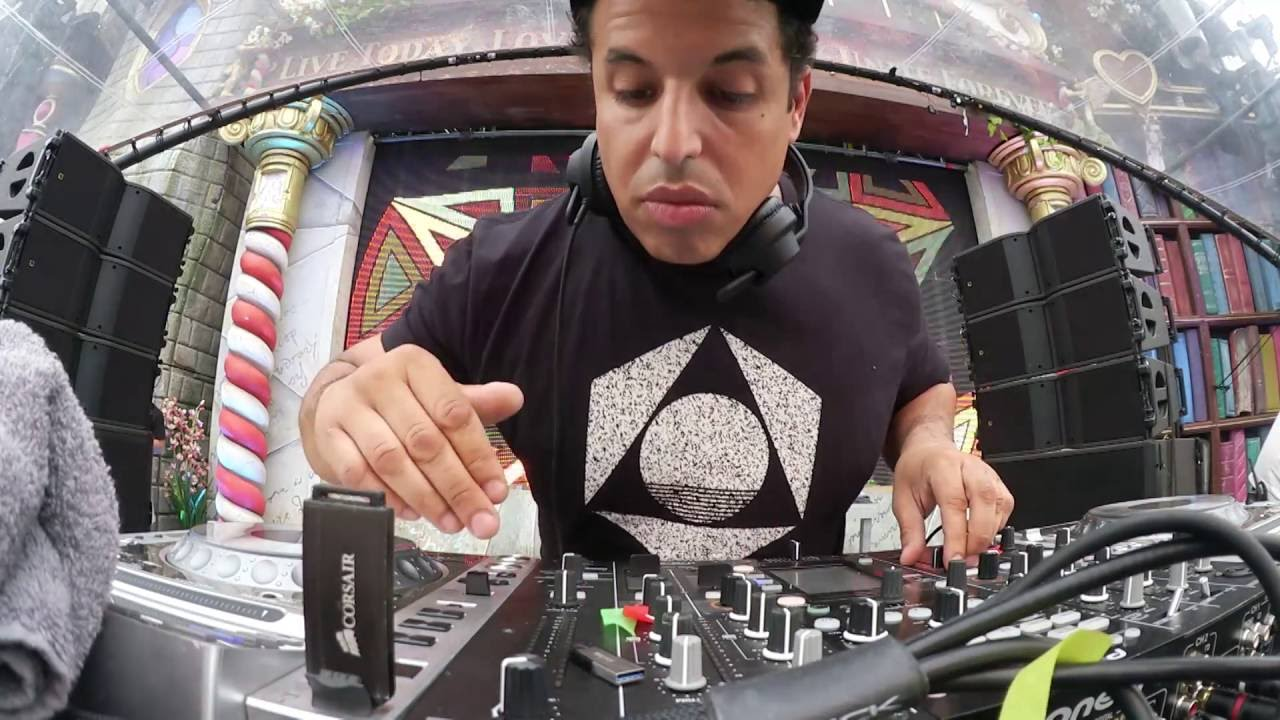 Richy Ahmed - Live @ Tomorrowland Belgium 2016