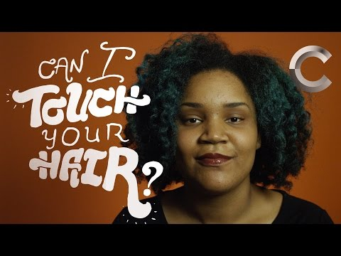 One Word - Can I Touch Your Hair? (Alt)