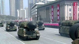 DPRK shows military muscle on 105th anniversary of Kim Il Sung birth