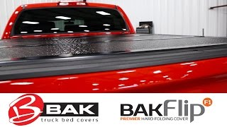 In the Garage™ with Total Truck Centers™: BAKFlip F1 Hard Folding Truck Bed Cover