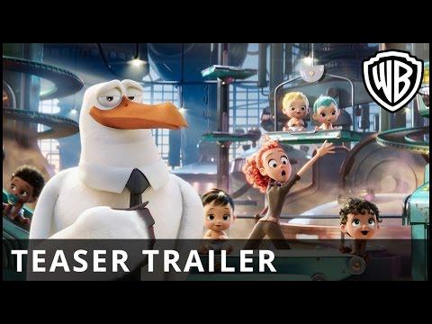 Storks - Teaser Trailer - Official Warner Bros. UK
