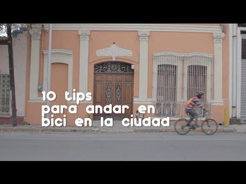 10 tips para andar en bicicleta en la ciudad