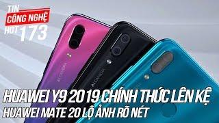 Huawei Y9 2019 4 camera chính thức lên kệ   Tin Công Nghệ Hot Số 173