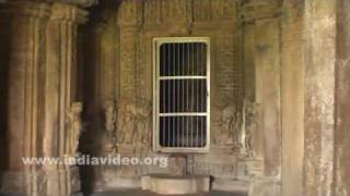 Inside Jagadambi Temple, Khajuraho