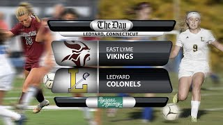 Full replay: East Lyme at Ledyard girls' soccer