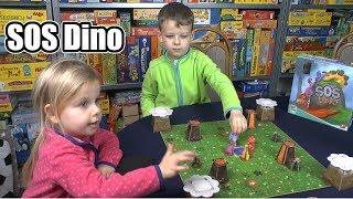 SOS Dino (LOKI / Hutter Trade) - ab 7 Jahre - Teil 367 - mit 3D Dinos!