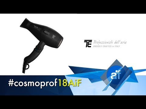 Professional hairdryer for hairdressers - Tecno Elettra