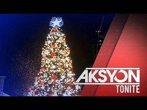 [News5]  Makukulay na Christmas displays sa Metro Manila, silipin