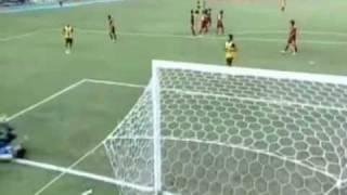 Malaysia 1 - 0 Myanmar Sea Games 26th Jakarta (Football)