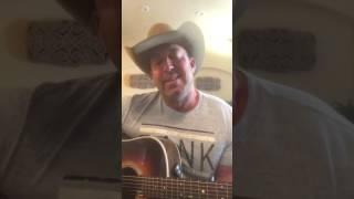"""Cooper Wade singing """"In a Different Light"""" by Doug Stone"""