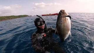 Chasse Sous Marine Guadeloupe Kayak & Spearfishing