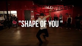 Heres my brand new video Shape of you featuring some of the