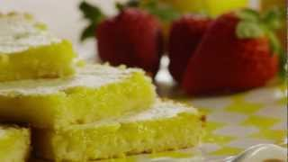How To Make The Best Lemon Bars | Dessert Recipe | Allrecipes.com