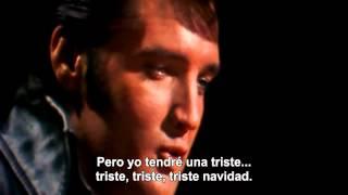 Blue Christmas (Sub Español) - Elvis Presley
