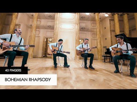 40 FINGERS - Bohemian Rhapsody (Official Video)