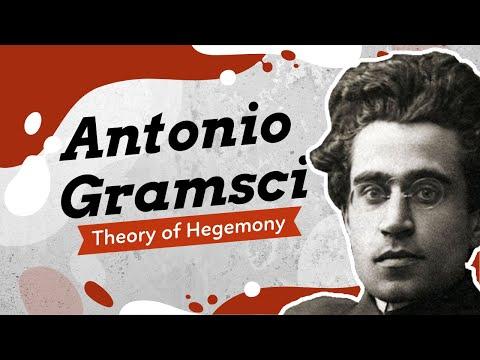 What is Hegemony?  Antonio Gramsci and the Prison Notebooks