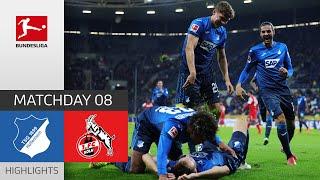TSG Hoffenheim 5-0 1. FC Köln Pekan 8