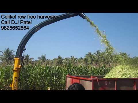 Nandi Celikel Forage Harvester