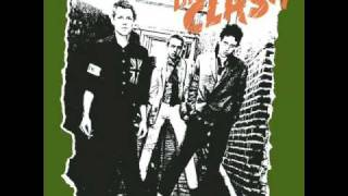 The Clash - I'm So Bored With The U.S.A With Lyrics