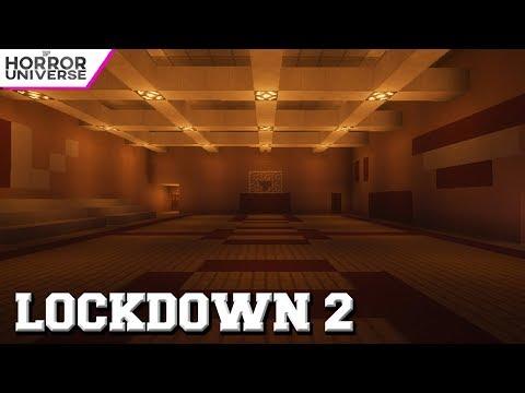 LOCKDOWN 2 (Minecraft Horror Film)