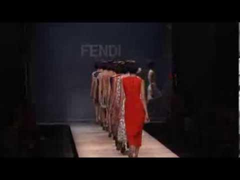 Milan Fashion Week Coverage: Fendi Spring 2014 Collection