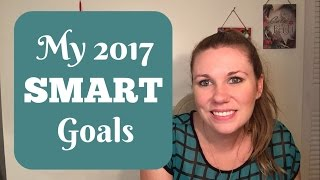 New Years Resolutions vs Smart Goals! {Vlogidays Day 41}